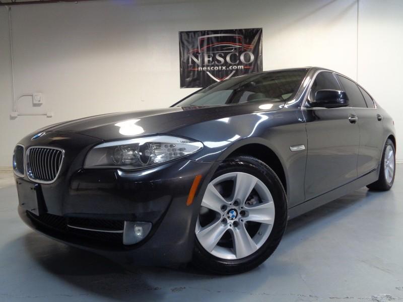BMW 5-Series 2012 price $10,795