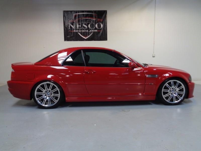 BMW M3 2003 price $14,795