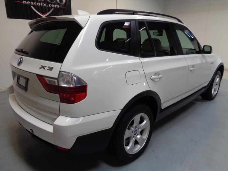 BMW X3 2008 price $8,995