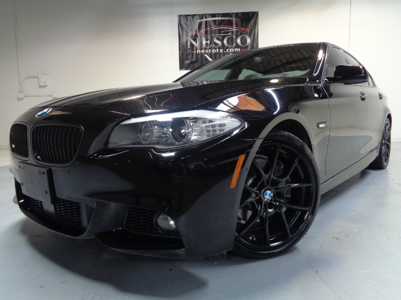 BMW 5-Series 2013 price $18,995