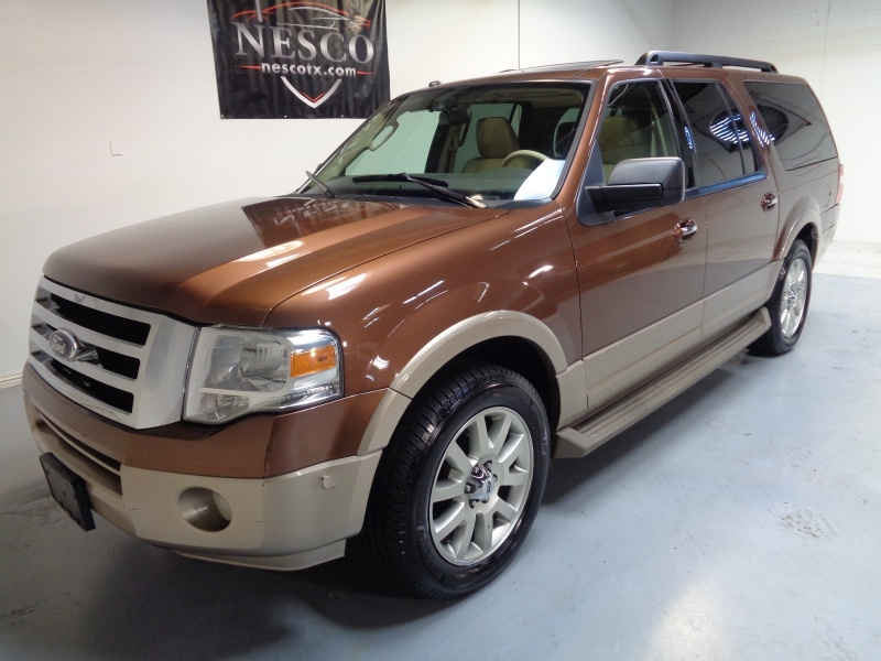 Ford Expedition EL 2011 price $10,995