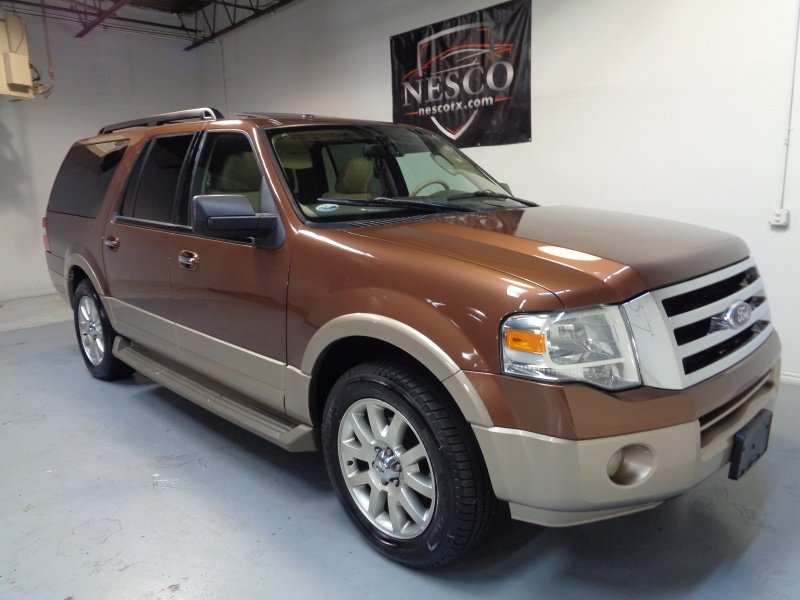 Ford Expedition EL 2011 price $11,995