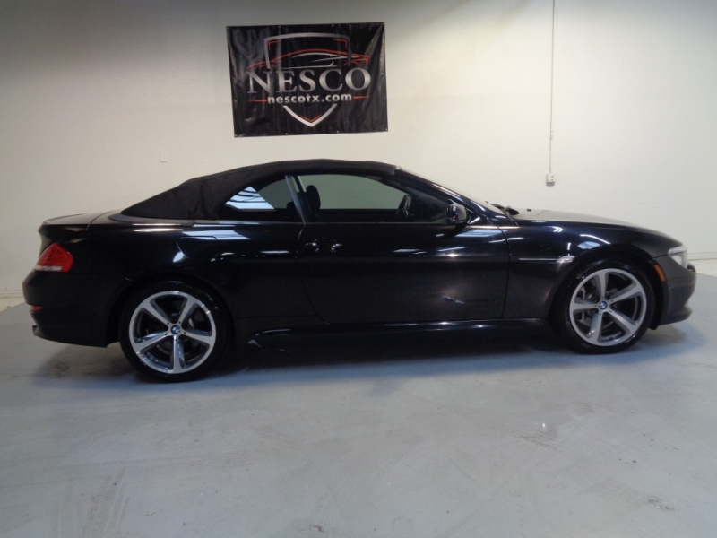 BMW 6-Series 2008 price $9,995