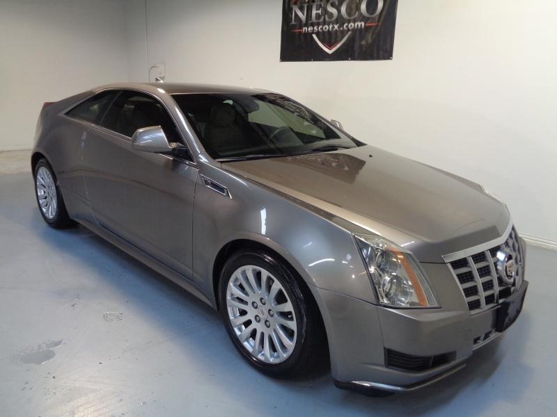 Cadillac CTS 2012 price $12,995
