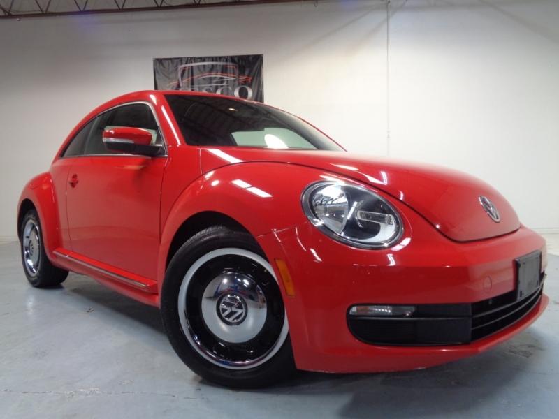 Volkswagen Beetle 2013 price $8,995