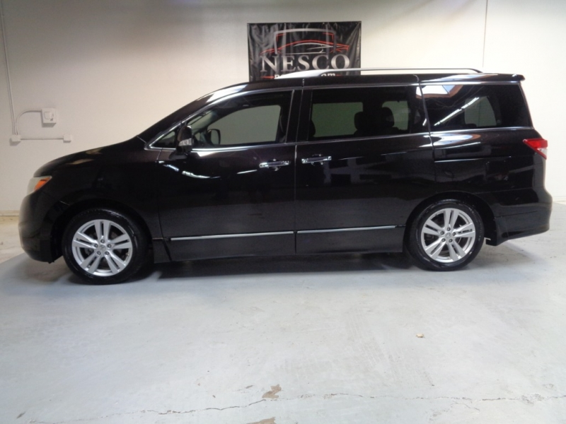 Nissan Quest 2013 price $13,995