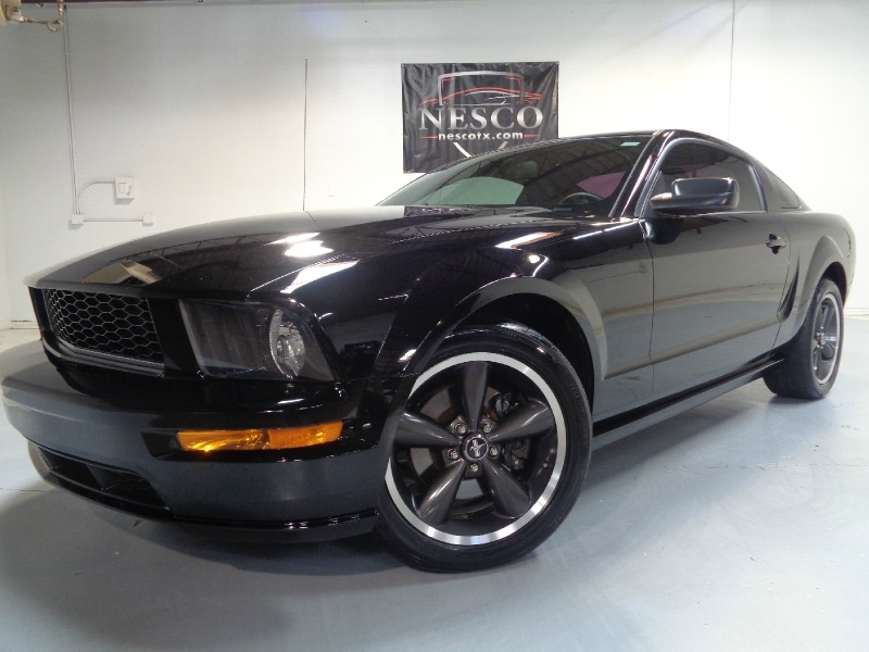 Ford Mustang 2008 price $11,795