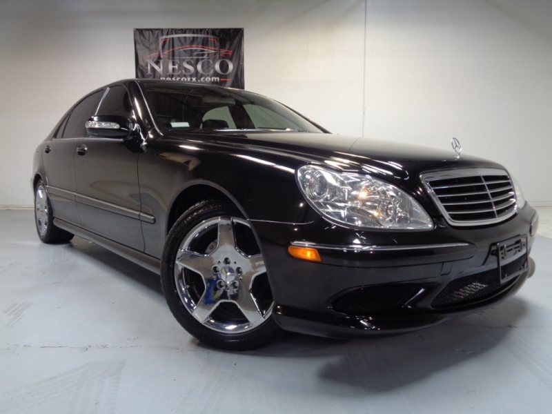 Mercedes-Benz S-Class 2004 price $7,795