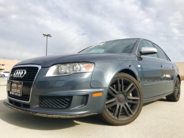 Audi S Quattro Speed Mint Condition Inventory Auto - 2007 audi s4