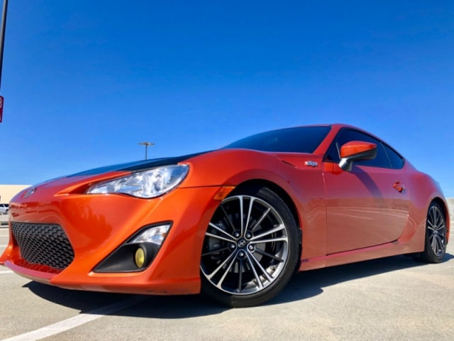 2015 Scion FR-S 2dr Coupe 6M