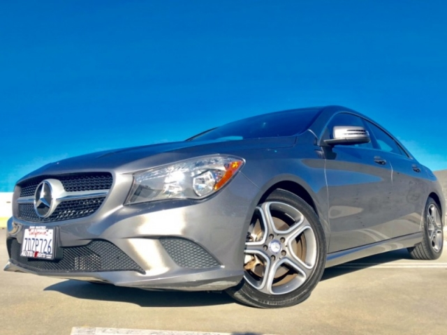 2014 Mercedes-Benz CLA-Class*Turbo*1-Owner*FACTORY WARRANTY
