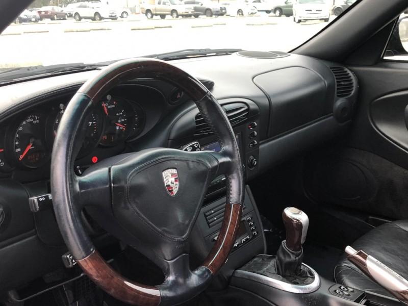 Porsche 911 2001 price $15,999