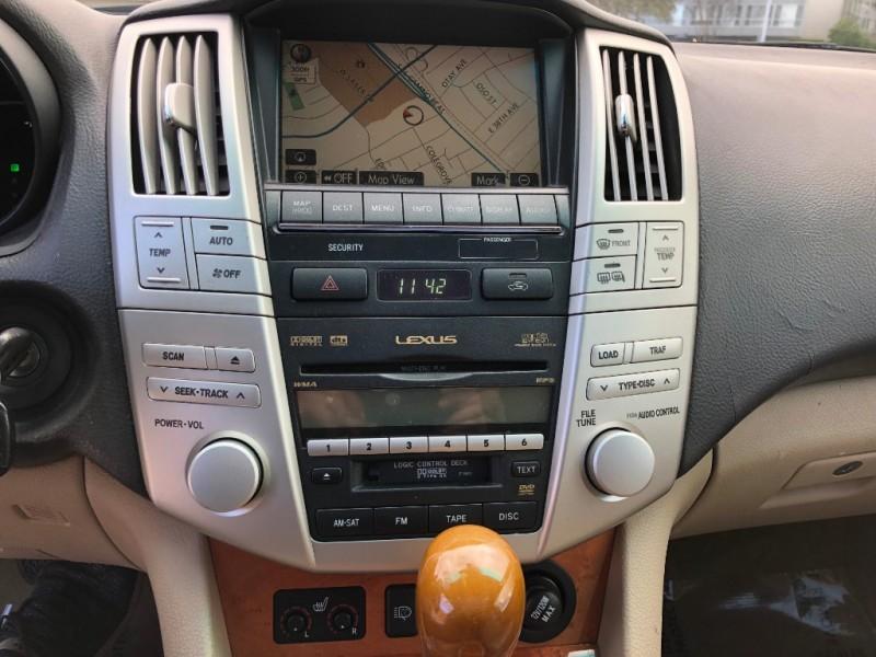 Lexus RX 400h 2007 price $7,999