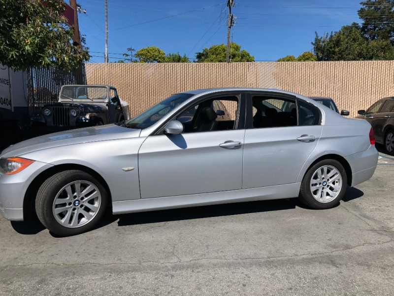 BMW 3-Series 2007 price $4,999