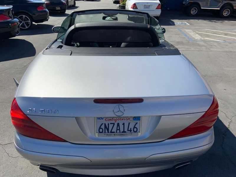 Mercedes-Benz SL500 2004 price $7,999
