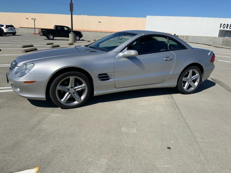 Mercedes-Benz SL500 2004 price $8,500