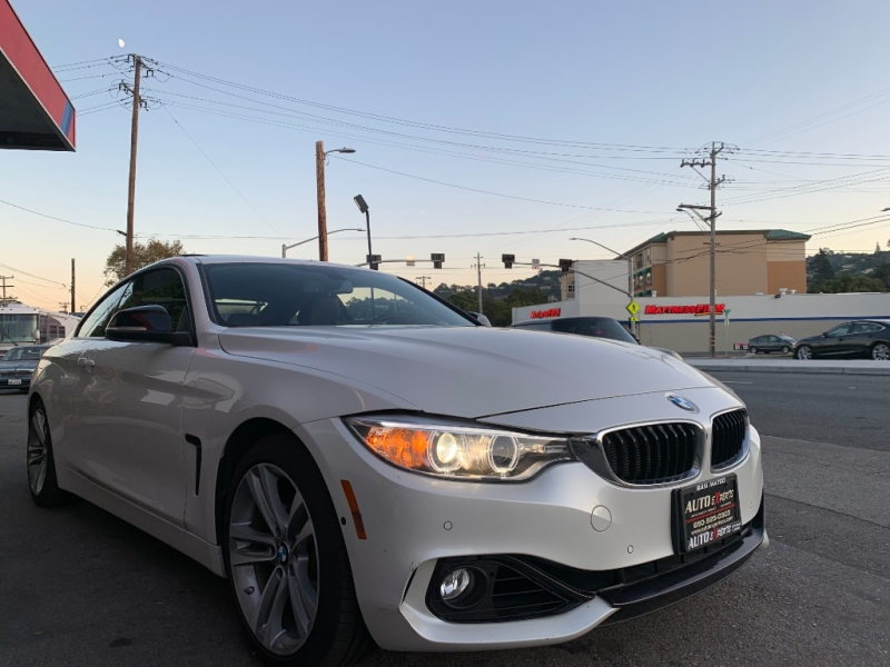 BMW 4 Series 2015 price $21,999