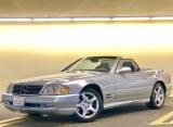 Mercedes-Benz SL-Class 2002