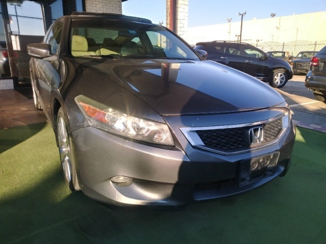 2009 Honda Accord Coupe V6