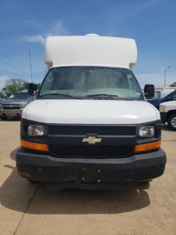2008 Chevrolet Express Commercial Cutaway
