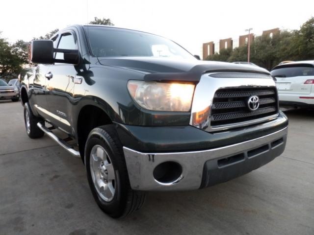 2008 Toyota Tundra 4WD