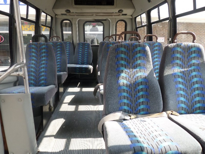 Ford Econoline Commercial Cutaway 2001 price $10,995