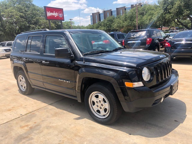 Jeep Patriot 2014 price $12,995