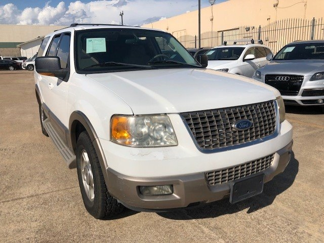 Ford Expedition 2003 price $10,995