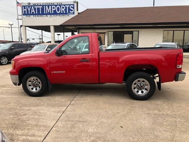 GMC Sierra 1500 2009 price $10,995
