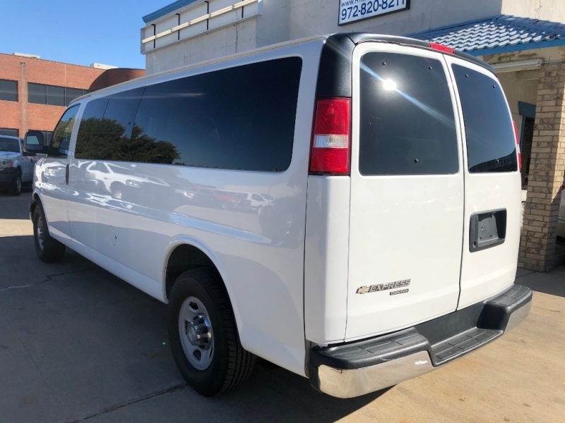 Chevrolet Express Passenger 2015 price $18,995