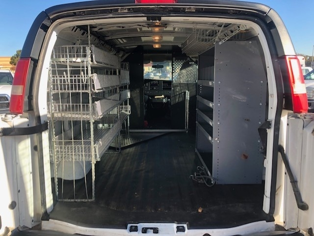 Chevrolet Express Cargo Van 2012 price $12,995