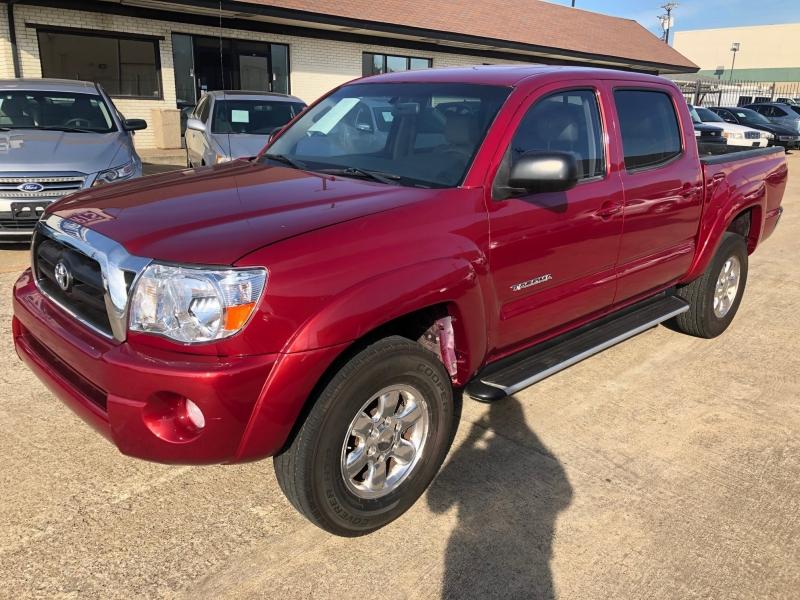 Toyota Tacoma 2007 price $9,995