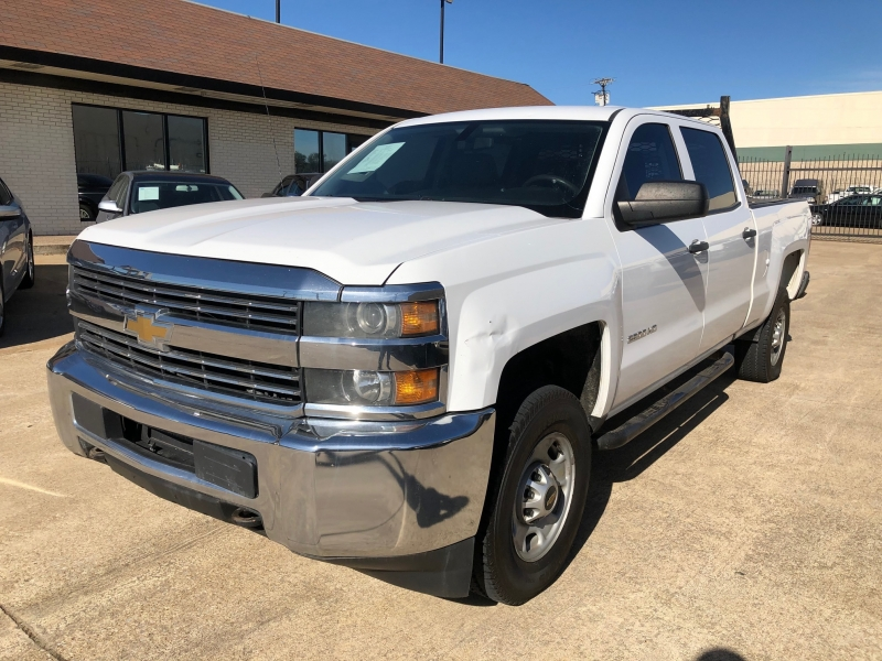 Chevrolet Silverado 2500HD 2015 price $14,995