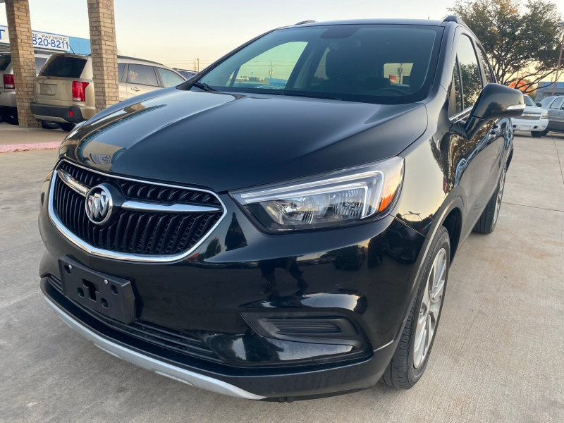 Buick Encore 2017 price $12,995