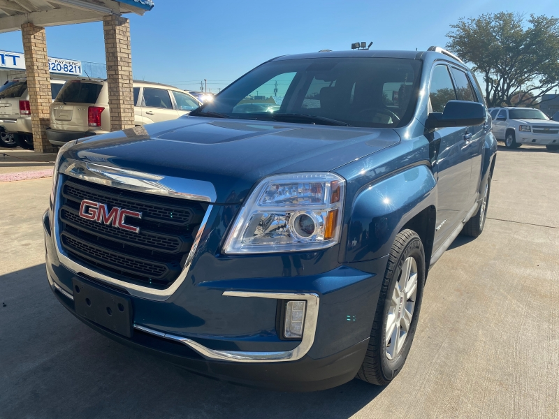 GMC Terrain 2016 price $14,995