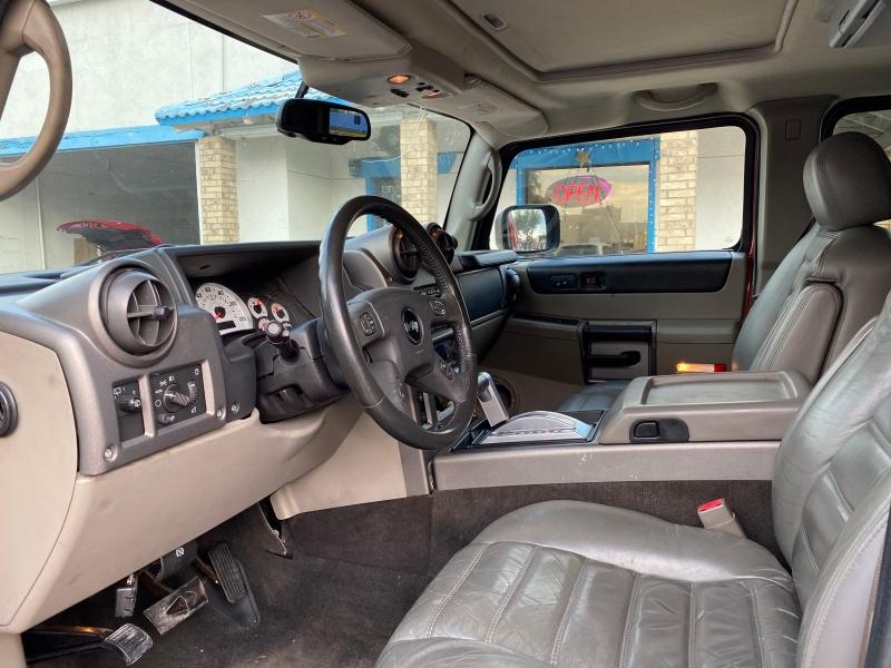 Hummer H2 2004 price $11,995