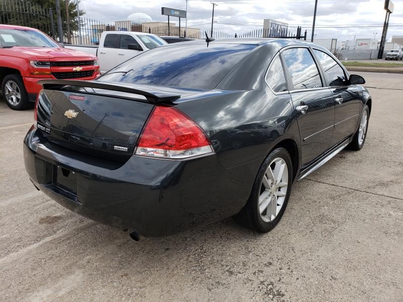 Chevrolet Impala Limited 2016 price $14,995
