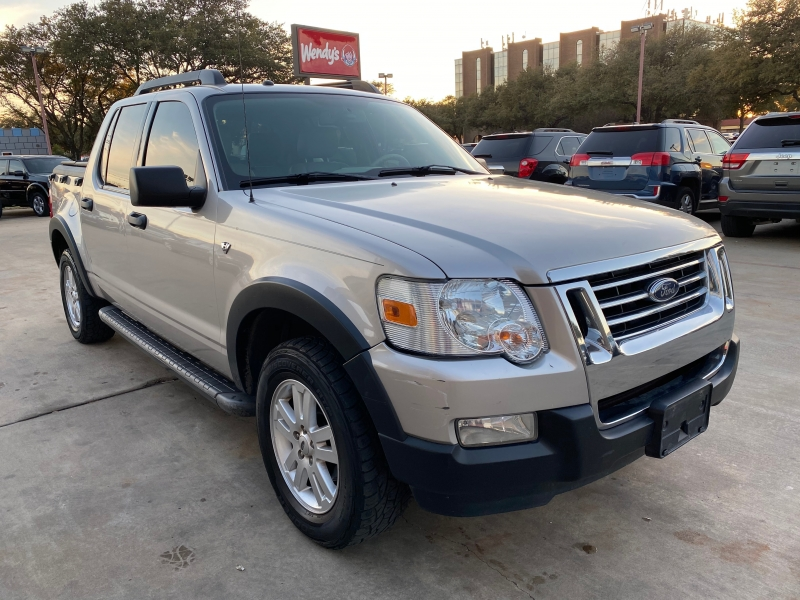 Ford Explorer Sport Trac 2007 price $11,995