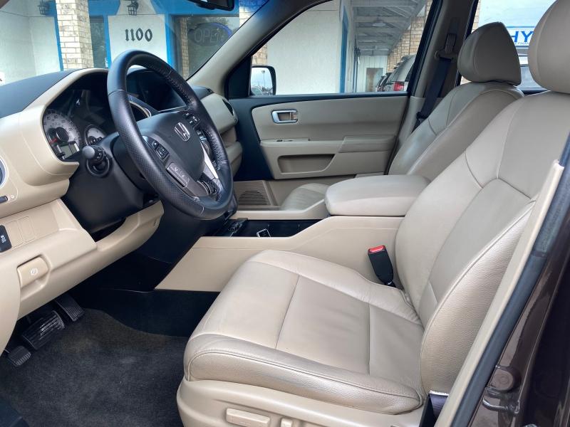 Honda Pilot 2013 price $14,995
