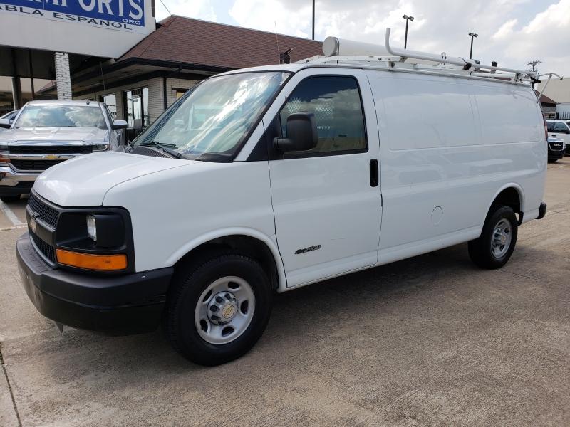 Chevrolet Express Cargo Van 2005 price $6,995