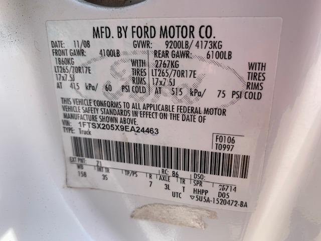 Ford Super Duty F-250 SRW 2009 price $11,995