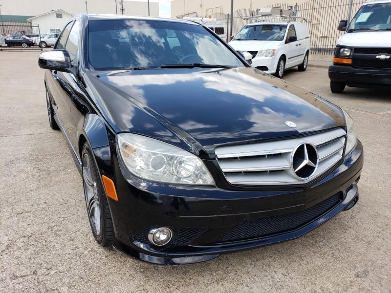 Mercedes-Benz C-Class 2008 price $10,995