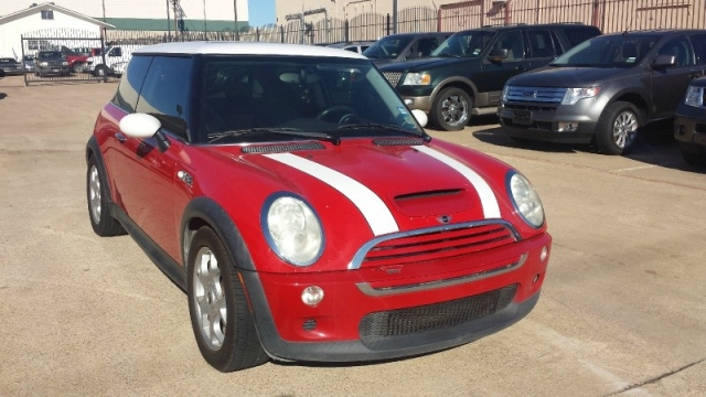 2006 Mini Cooper Hardtop Coupe S Belt Line Location Hyatt