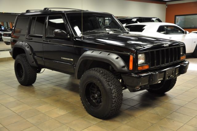 Jeep Cherokee Classic >> 2001 Jeep Cherokee Limited 4wd 4dr Suv