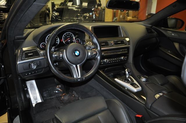 2015 BMW M6 Base 2dr Coupe