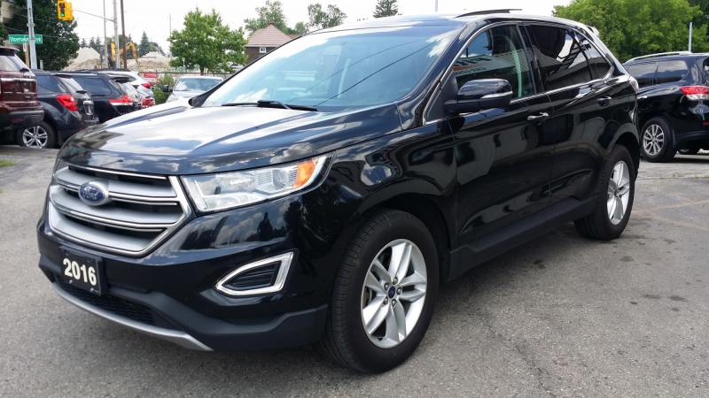 Ford Edge 2016 price $20,888