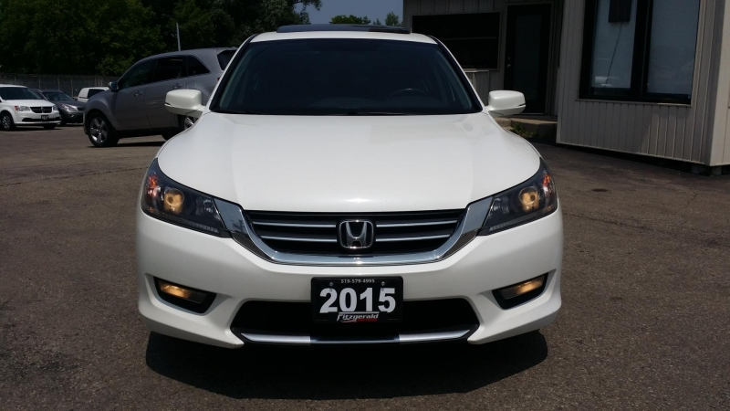 Honda Accord 2015 price $15,488