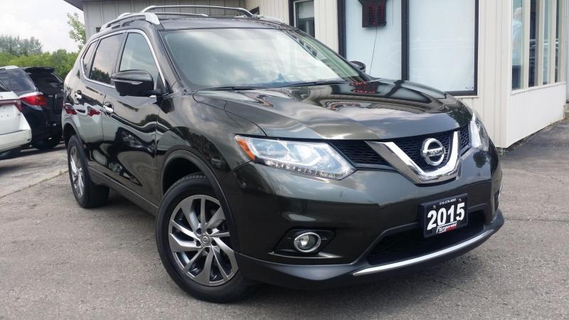 Nissan Rogue 2015 price $19,995