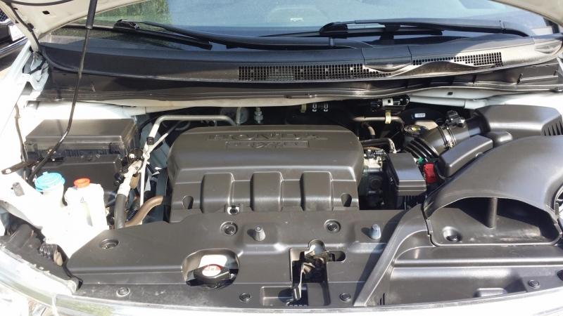 Honda Odyssey 2012 price $18,499