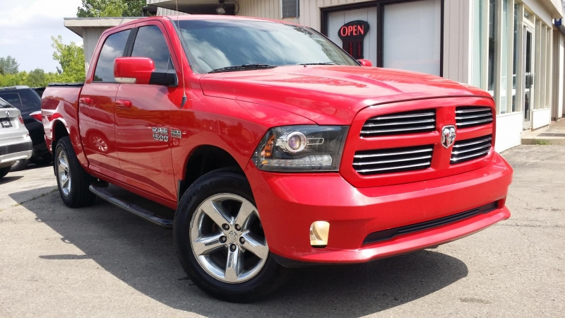 RAM 1500 2013 price $21,888